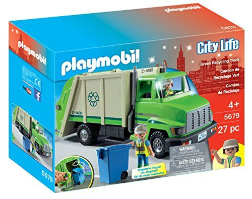 Playmobil Recycling Truck REVIEW