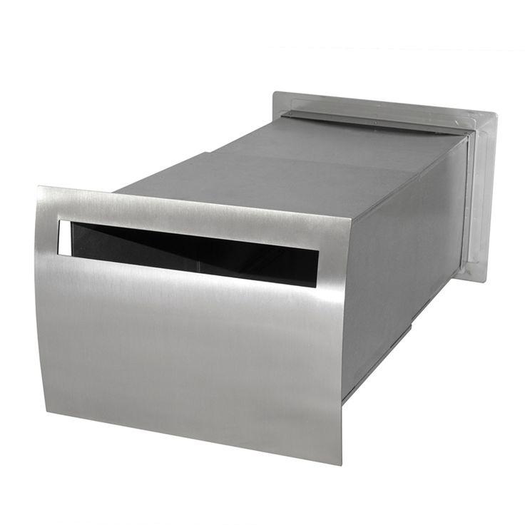 Milkcan Letterbox Co. Torino Brick-In Letterbox Sleeve
