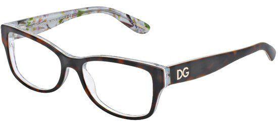 OKULARY KOREKCYJNE DOLCE GABBANA D&AMP/G 3204 2841 (53) - Dolce &…