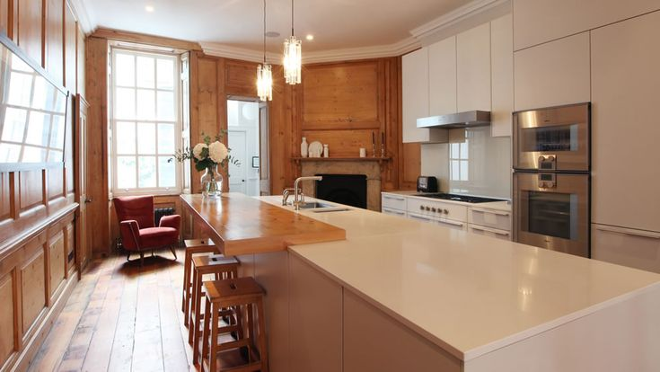 Bloomsbury Listed Townhouse | Charter Projects