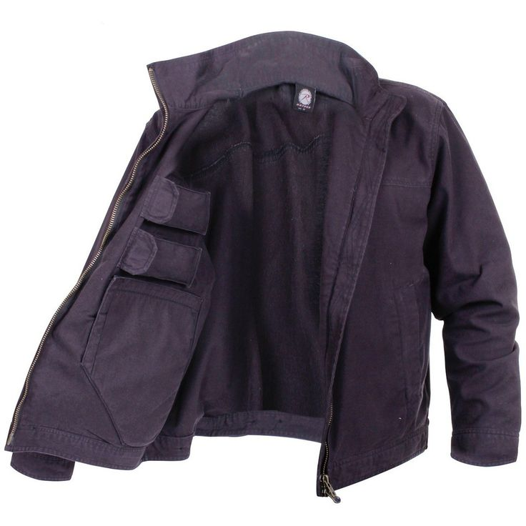 Lightweight Concealed Carry Jacket - Rothco