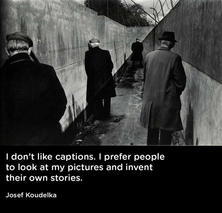I dont like captions i prefer people to look at my pictures photography quotestreet