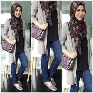 Fashion Hijab Trendy