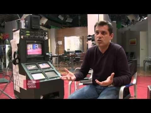 Documental le crepuscule d'un roi, canal + Francia