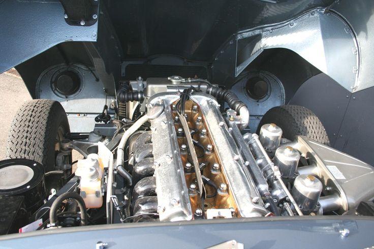 JaguarE-Type S1 3,8l Coupé