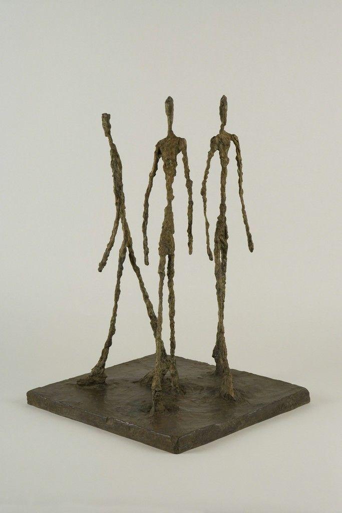 Alberto Giacometti Abandoned Surrealist Success To Focus On