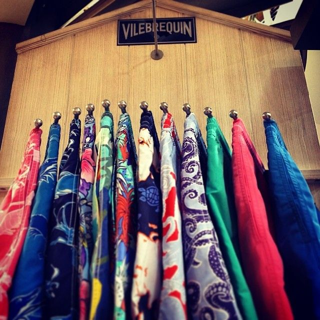 New #Vilebrequin Swim Shorts