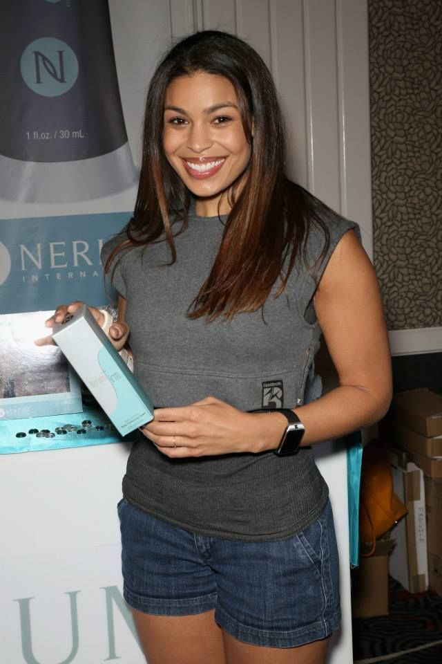 Singer Jordin Sparks poses with NeriumAD.  I started using this product a month ago and am absolutley in love with it. Give it a try. After the third month, you will get the Day Cream for free for as long as you are signed up for the auto shipment (which you can alter at any time).