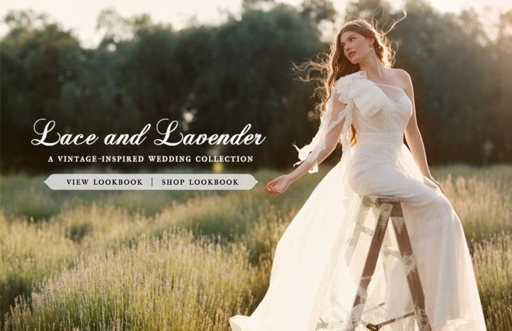 Ruche Lace & Lavender Fall 2012 Collection