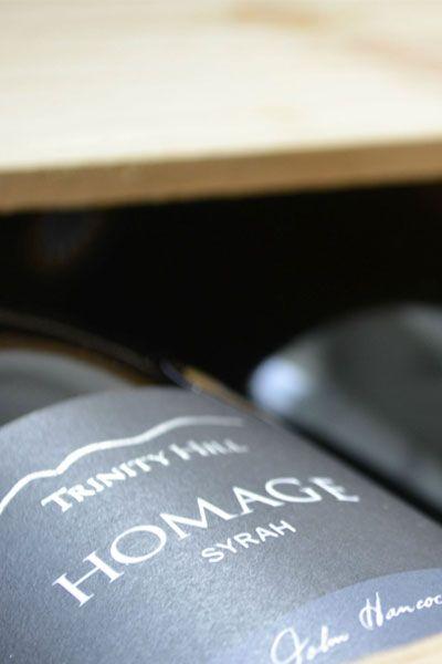 Trinity Hill Homage Syrah | http://www.snooth.com | #wine