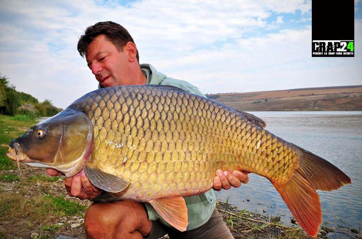 """""""Doctorul pescarilor"""", Calin Visoianu, se alatura echipei CRAP24.RO"""