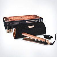 coffret styler® ghd platinum® premium copper luxe