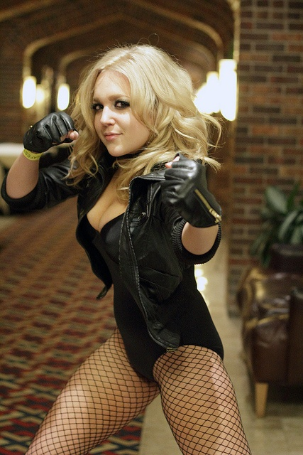 Black canary, Dc comics and Cosplay on Pinterest