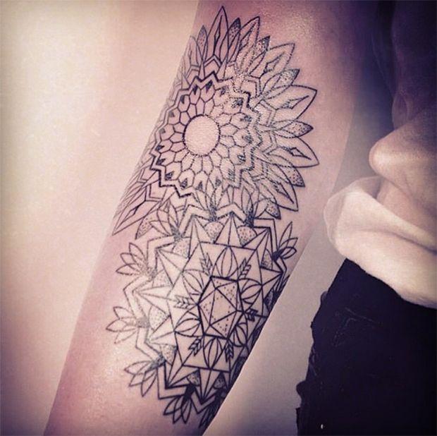 follow the colours tattoo friday Melina Wendlandt 13