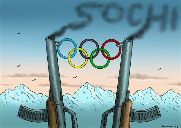 Sochi Olympics Threat ~~ 2014
