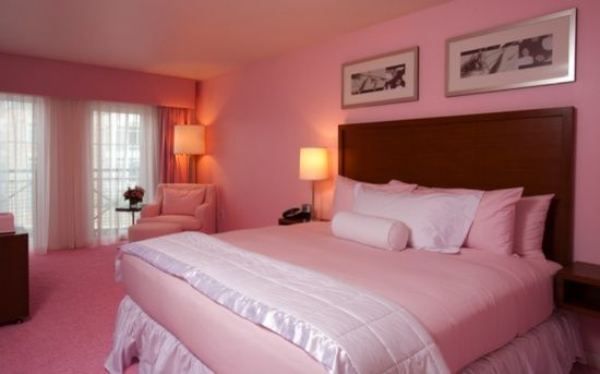 using pink as the color for the bedroom for some adults 16716 | 0cddd4e7ba2116f2095ff8c89d90c510