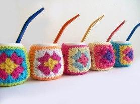ENCANTOS AL CROCHETENCANTOS AL CROCHET: Mates Crochet, Crochetencantos Al, En Crochet, Comprar Mates, Crochetencanto Al, Deco Crochet, Crochet Patterns, Al Crochetencantos, Photo
