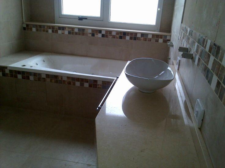 Remodelacion dependencia en un 2° baño. El departamento es ...