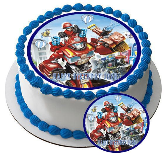Edible Cake Decorations Transformers : 282 best images about Caleb s stuff he likes on Pinterest ...