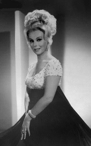 Eva Gabor (1919–1995) my favorite Gabor
