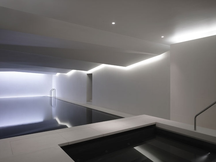 17 Best Images About Spa Lighting On Pinterest