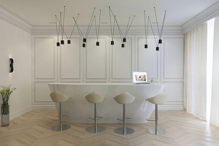 Чистые линии. Скрытые возможности - 3D-проект компактного пространства | PINWIN - конкурсы для архитекторов, дизайнеров, декораторов