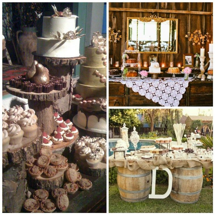 Country Wedding Reception Ideas: Pinterest