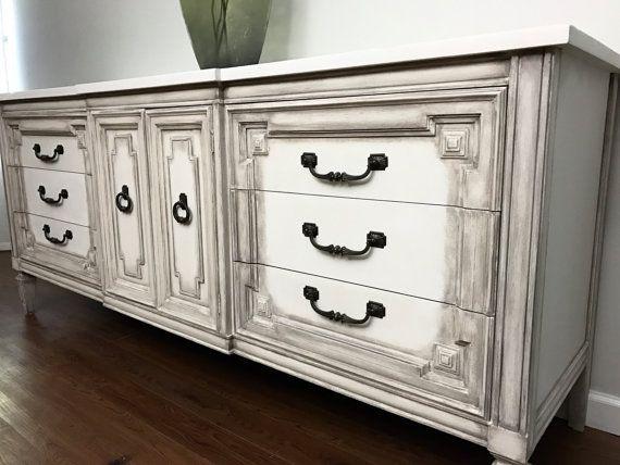 SOLDGorgeous Thomasville Dresser by madenewdesignct on Etsy