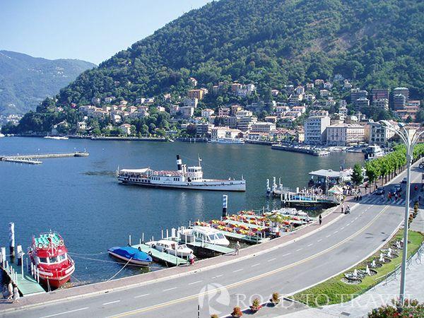 Lake Como - Como Lakefront - Italy