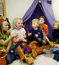 Cómo enseñar a un niño de preescolar en casa
