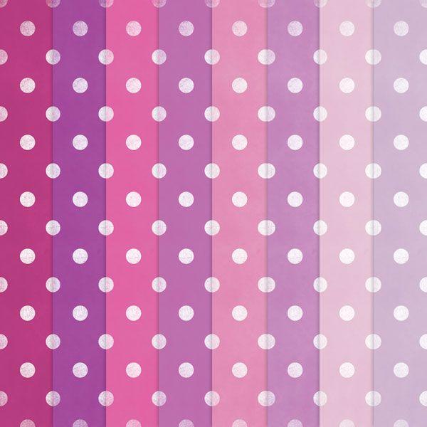 Картинки в горошек розовый, надписью