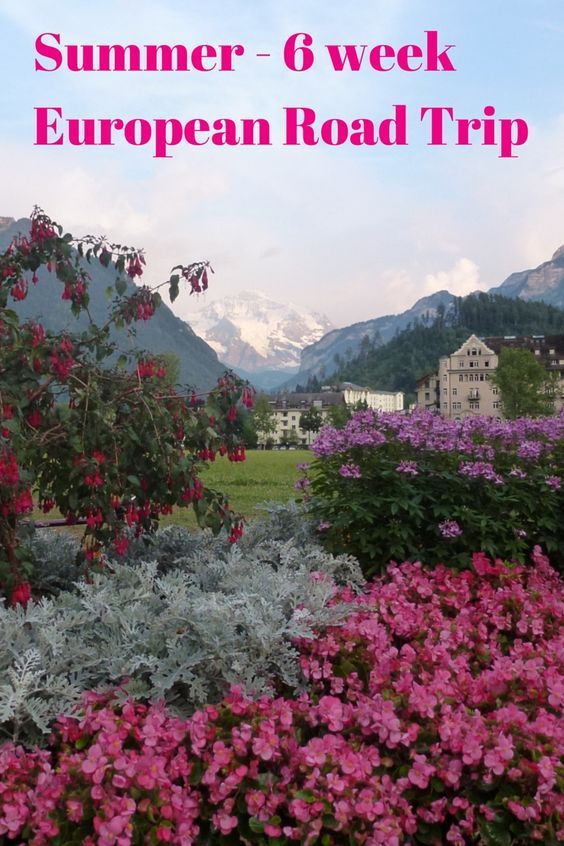 6 week Summer European Road Trip - A family adventure with costs, route and adventures. Read more on WagonersAbroad.com