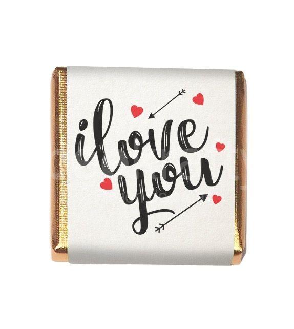 Dile ❤️ I Love you ❤️ de la forma más original! Consíguelos en www.beekrafty.com #beekrafty #pasionporcrear #minichocos #personalizados
