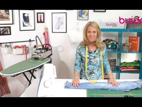 Come fare un vestito senza cartamodello - I tutorial di Re-fashion - YouTube