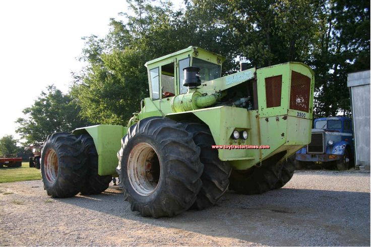 Trucks For Sale Mn >> Steiger 3300 - Google Search | Tractors made in Red Lake ...