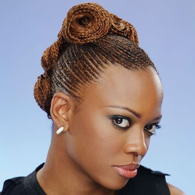 Magnificent 1000 Images About African Hair Styles Braids On Pinterest Short Hairstyles For Black Women Fulllsitofus