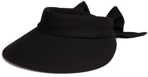 Scala Women's Visor Hat With Big Brim, Black, One Size Scala http://www.amazon.com/dp/B003BQ05IM/ref=cm_sw_r_pi_dp_gYxQub1B03677