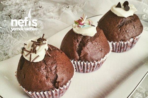 Kakaolu Muffin Tarifi nasıl yapılır? 4.366 kişinin defterindeki Kakaolu Muffin Tarifi'nin resimli anlatımı ve deneyenlerin fotoğrafları burada. Yazar: Elif A.
