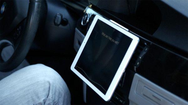 MagBak: Worlds Thinnest iPad Mount Photo