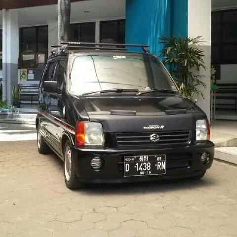 Suzuki wagon r 2002 aka karimun dx