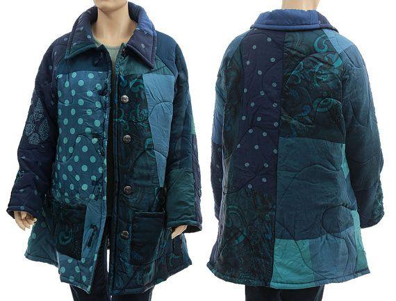 Boho long jacket lightweight warm fall winter von classydress