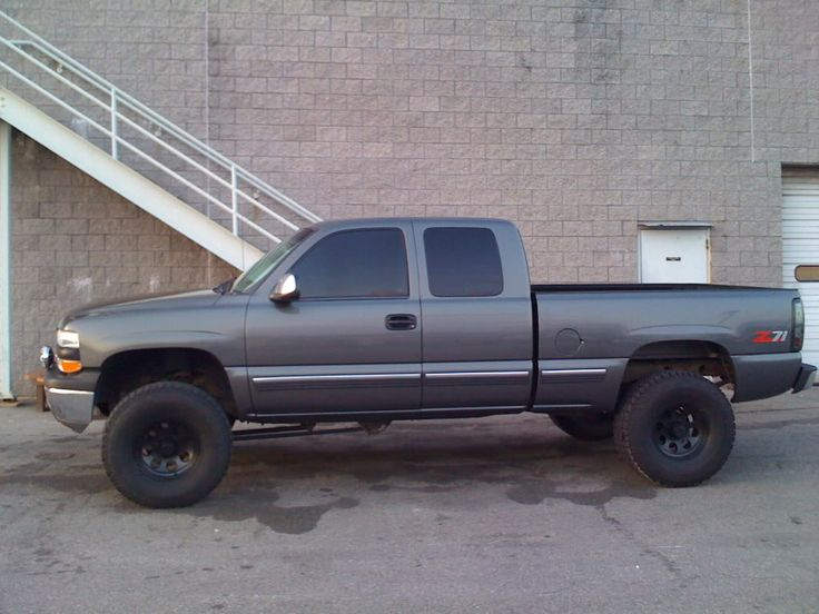 1998 chevy silverado 1500 lifted - Google Search