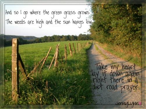 Lauren Alaina - Dirt Road Prayer  made by me :) JennyLynn<3