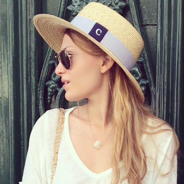 FIONA VANI #necklace / Chapoléone