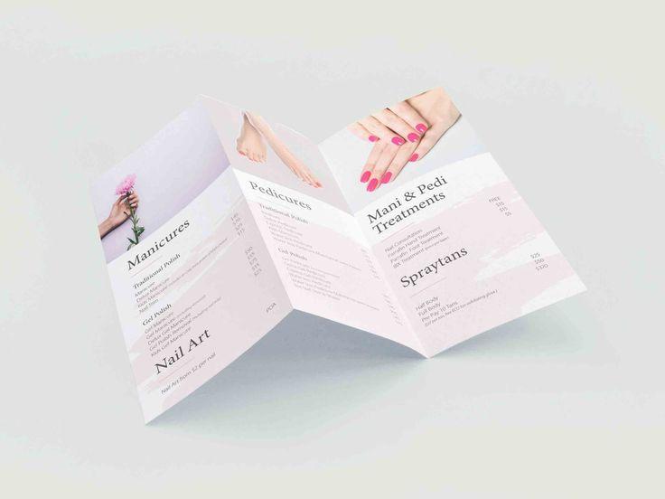 DL Brochure Design - by Monsoon Creative