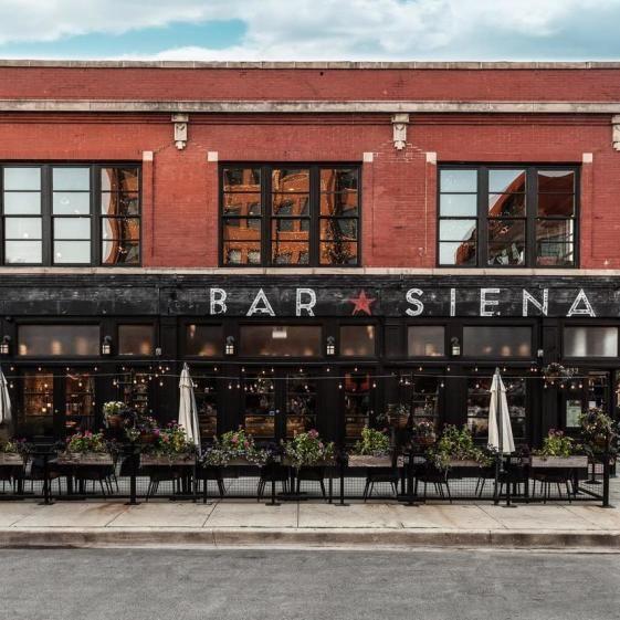 Bar Siena V Restaurants In 2019 Chicago Restaurants