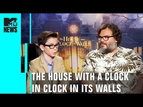 The House With A Clock In Its Walls Cast Play This Or That