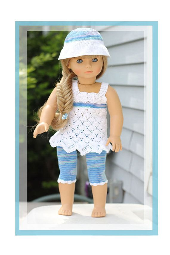 272 best Doll clothes - to knit images on Pinterest | American girl ...