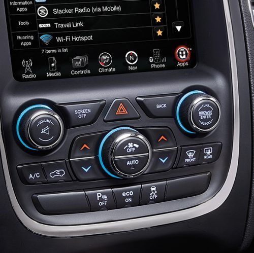 Nice Dodge 2017: 2017 Dodge Durango Interior Temperature.