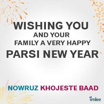 Happy #parsi #new year